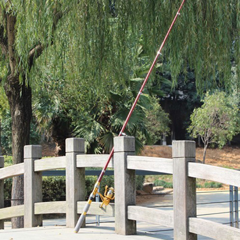 Professional Portable Telescope Fishing Rod Travel Spinning Fishing Pole 2.1M 6.89FT/ 2.4M 7.87FT/ 2.7M 8.86FT/ 3m 9.84FT(China (Mainland))