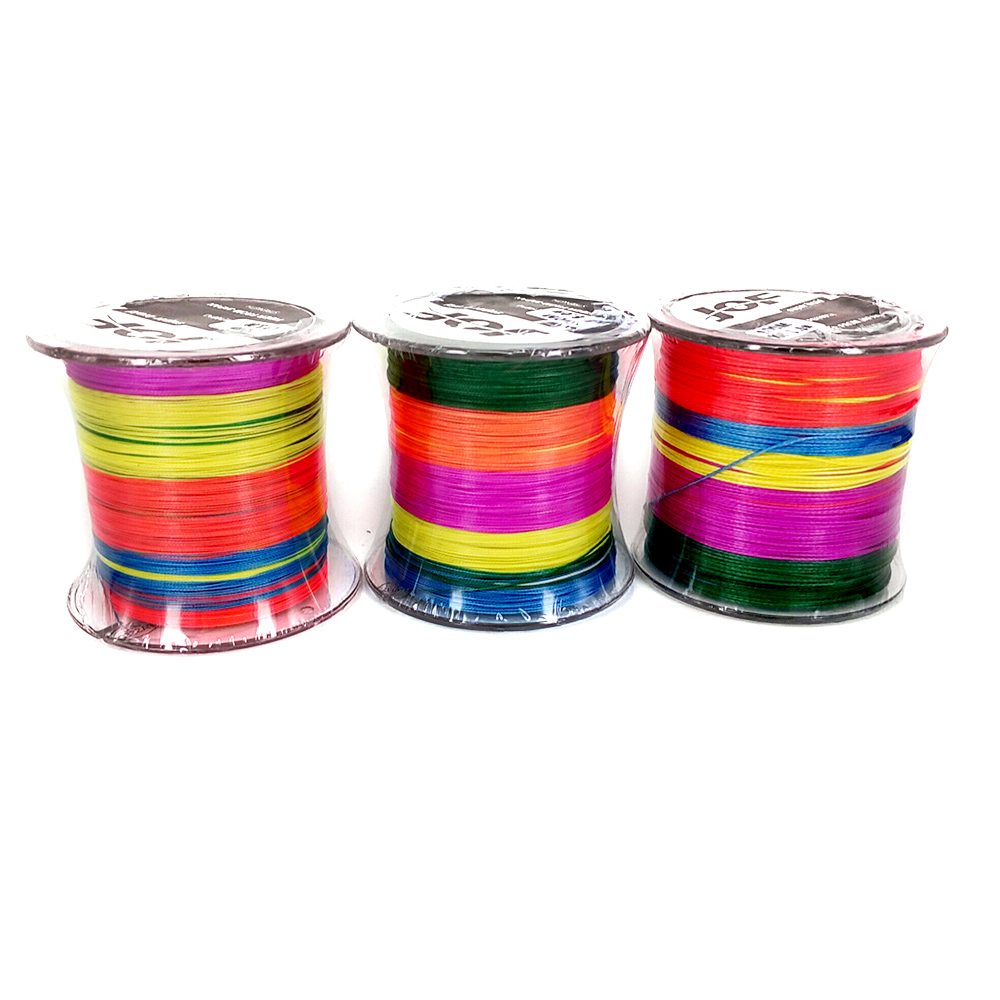 The 100m Fishing Line 30-80LB PE 8 Braided Fishing Wire multifilament line fishing Rope Cord Carp 8 Strands(China (Mainland))