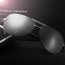VEITHDIA Aluminum Magnesium Men's Sunglasses Polarized Lens Driver Sun Glasses Male Outdoor Eyewears Accessories For Men 6500(China (Mainland))