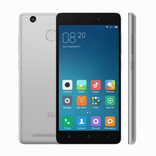 "Original Xiaomi Redmi 3s 4100mAh Snapdragon 430 Octa Core 2G RAM FDD LTE 4G Fingerprint ID 5.0 "" 13MP 1080P MIUI 7 Mobile Phones(China (Mainland))"