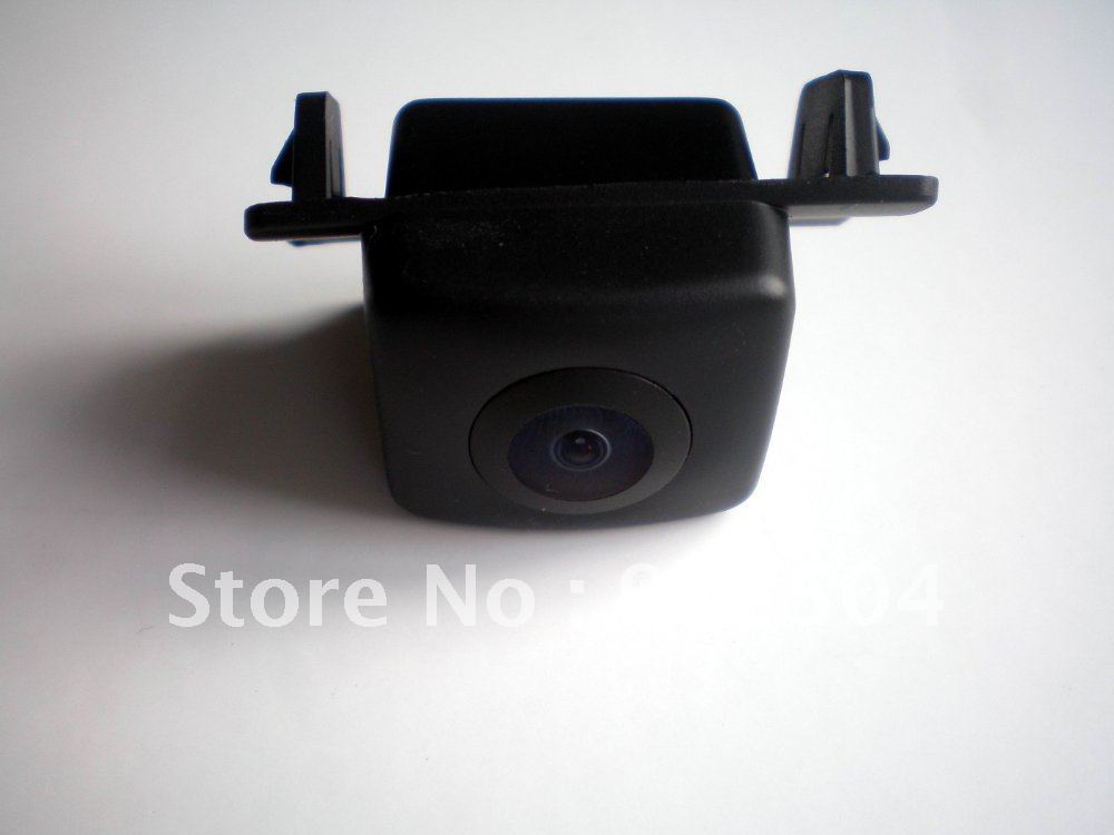 CCD CCD camera NTSC system Night Vision Car Reverse Rear View Backup camera for Toyota camry 2008(China (Mainland))
