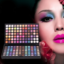 Free Shipping 252 Colors Palette Makeup Set Neutral Shimmer Matte Cosmetic Eyeshadow K5BO