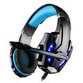 KOTION EACH G9000 3 5mm Game Gaming Headphone mikrafon Headset Earphone With Mic LED Light For