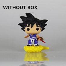 9 Estilo Dragon Ball Z Figura de Ação Goku Vegeta Buu kuririn Celular Piccolo Torankusu Boneca Ação Super Saiyan Modelo de Brinquedo presente(China)