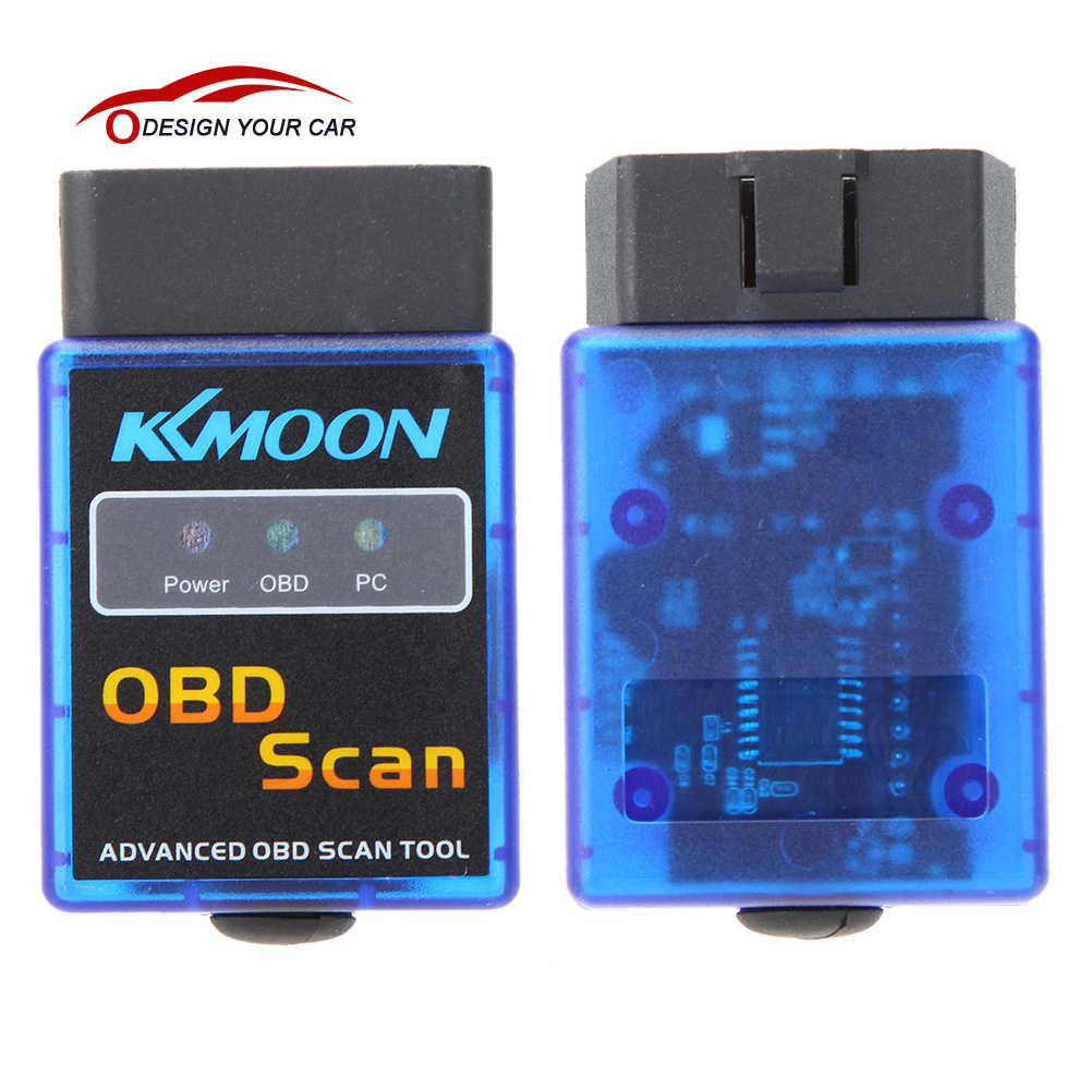 Kkmoon V2.1 Mini Bluetooth ELM327 OBDII OBD-II OBD2 Protocols Auto Diagnostic Tool Universal Car Scanner for JP EU US Cars(China (Mainland))