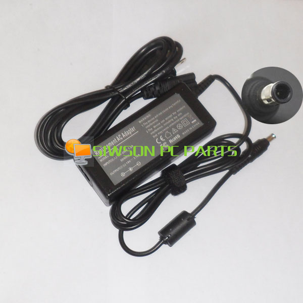19V 3.16A Laptop Ac Adapter Power SUPPLY + Cord for Samsung R40X1 R466 R467 R468 R470 R478 R480 R538 R580 R700 R730 R780(China (Mainland))