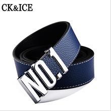 Buy 2016 New Smooth Buckle Belts High Genuine leather Belt Men Women Fashion Mens Belts Luxury Belts Male Strap for $8.55 in AliExpress store