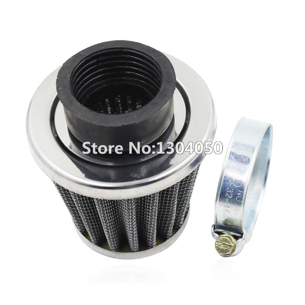44mm Air Filter font b Gy6 b font 150CC ATV Quad 4 Wheeler Go Kart Scooter