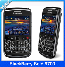 Blackberry Bold 9700 Original Mobile Phone Unlocked 3G smartphone dropshipping(China (Mainland))