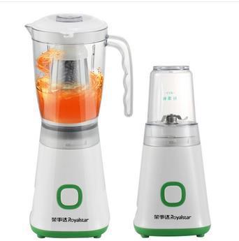 Rongshida juicer household electric fruit cooking machine multifunctional mini mixer baby food supplement 108b