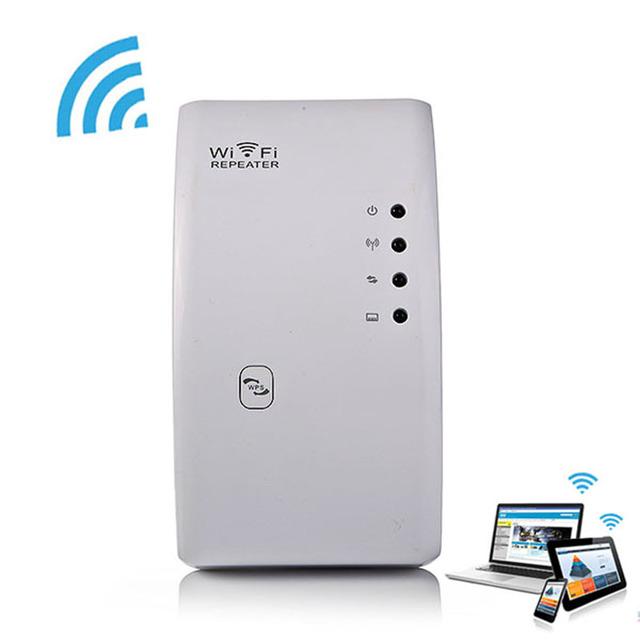 Оригинальный беспроводной wi-fi ретранслятор 300 Мбит сети антенны Wifi удлинитель усилитель сигнала 802.11n / b / g усилитель сигнала Repetidor Wifi