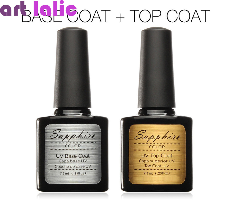 uv top coat uv base coat foundation for uv gel gel polish top it off 30 day long lasting. Black Bedroom Furniture Sets. Home Design Ideas