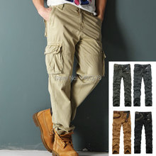FUHAO 2014 New style men long pants 100%cotton soft outdoor pants mens fashion sport trouser for autumn and winter