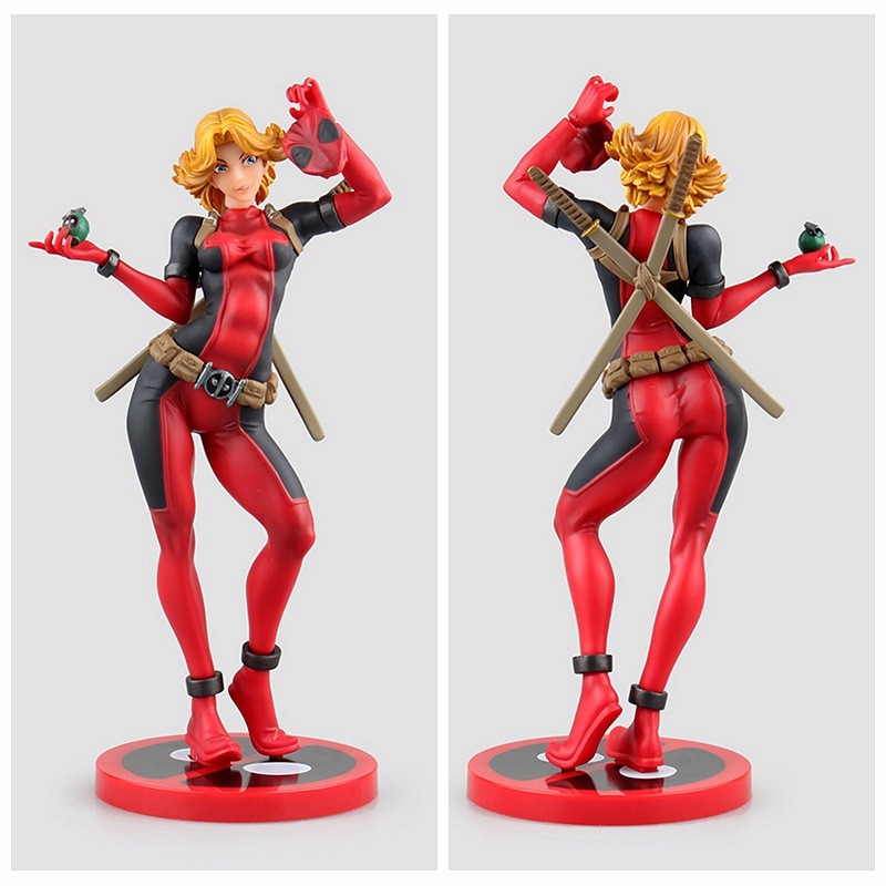 Estatua Lady Deadpool Sexy