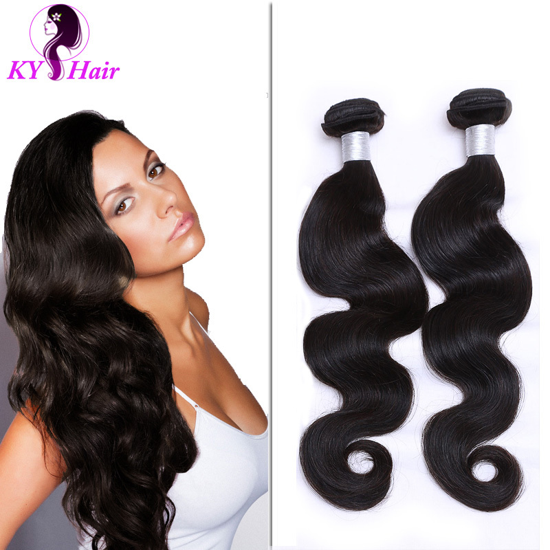 Brazilian Hair Weaving Supplier In XUCHANG Brazilian Virgin Hair Body Wave On Sale Cheap Human Hair Body Wavy Natural Black <br><br>Aliexpress