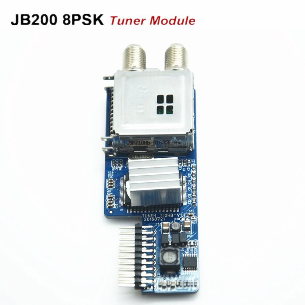 JB200 Tuner 8psk ATSC TUNER module ultra hd for JynxBox Ultra V2 V3 V4 V5 V6 V7 V10 jyazbox better than JB 200(China (Mainland))
