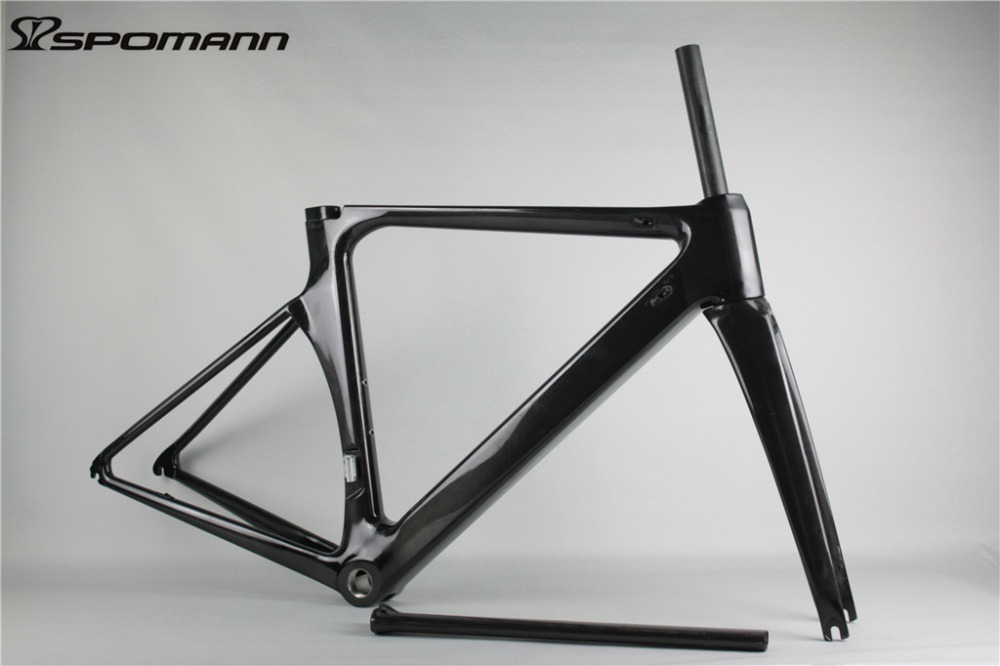 High-quality OEM carbon bike frame road chinese carbon frameset bicycle chinese racing track frame bicicleta parts(China (Mainland))