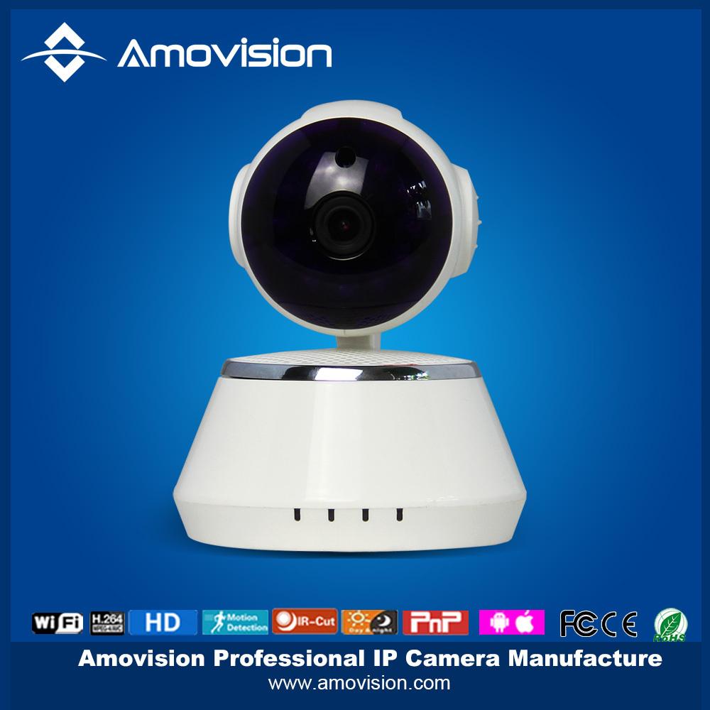 hd micro mini remote control dome wireless wifi ip camera 1 megapixel ip cctv camera system(China (Mainland))