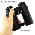 New design protbale HD Binoculars 10x32 lll night vision Wide Angle Professional Telescope Waterproof tourism hunting