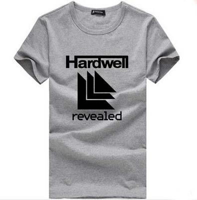 Discounts Hardwell Men Casual Tee Shirts Male Cheap T Shirt Vintage O Neck t-shirts Short Sleeve Logo Printing Free Shipping(China (Mainland))