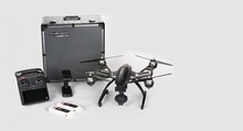 2015 Latest Version YUNEEC Q500 4K RC Quadcopter Drone with 2 original Batteries Handheld Gimbal and case PK phantom 3