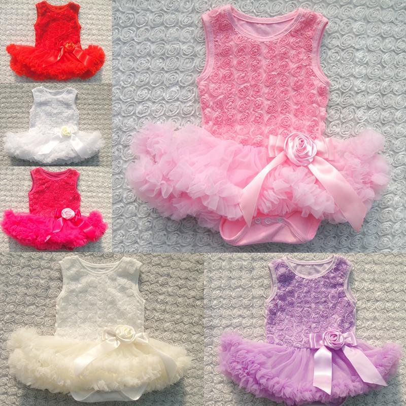baby chiffon princess dress toddler girl sleeveless romper