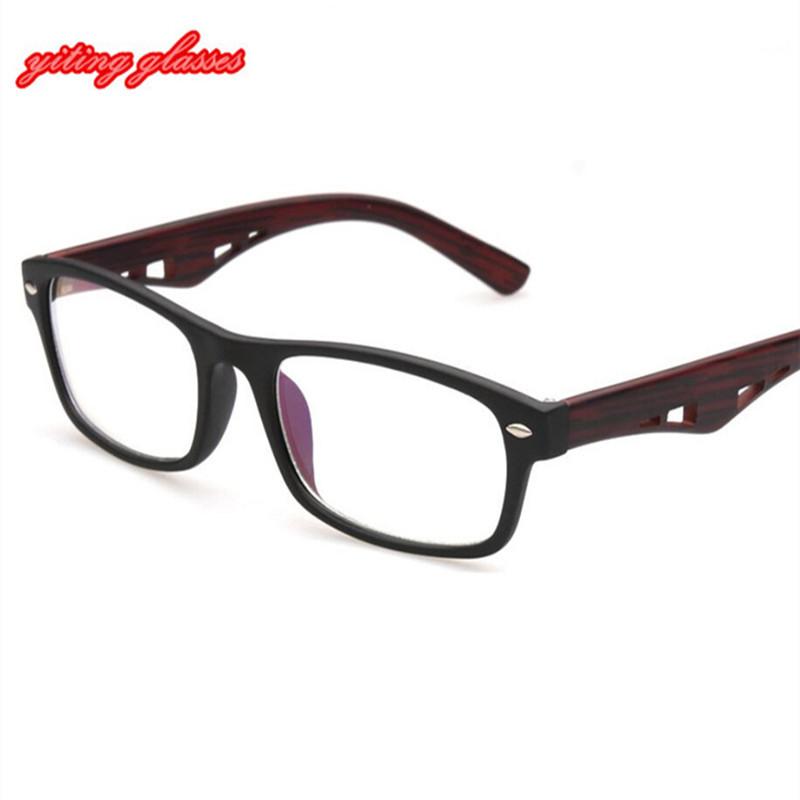 Fashion wood glasses frames Computer oculos spectacle eyewear china eyeglasses women&men designer Fake wood glasses frame 2141(China (Mainland))