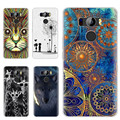 Soft Gel Tpu Transparent Cover For Elephone P9000 Back Shell Skin SmartPhone Bag Cover Silicon Cartoon