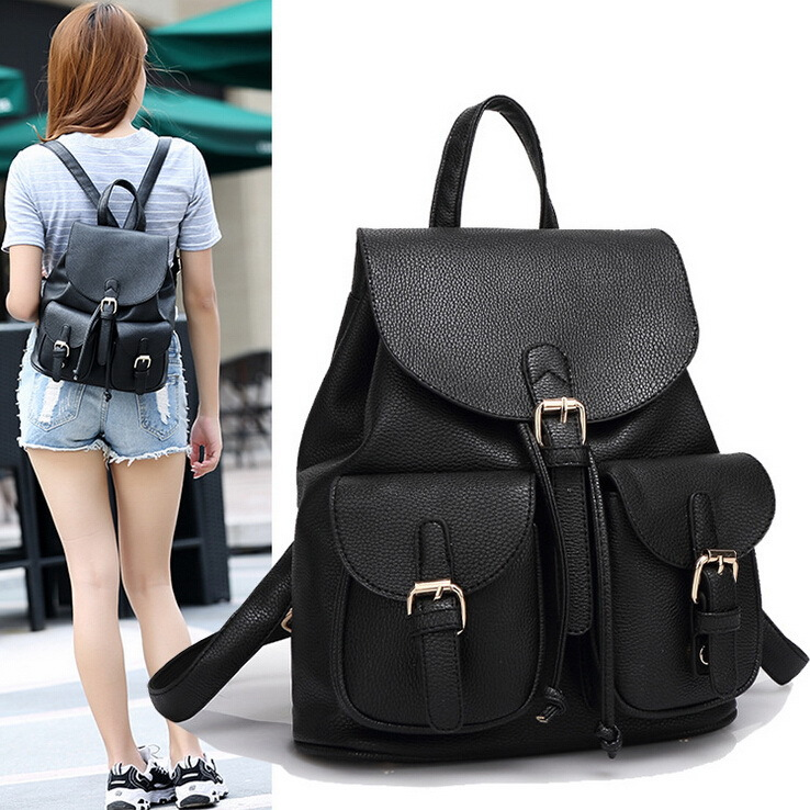 Leather Backpack For Sale