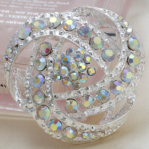 מלונות תכשיטים וינטאג ' שרף צורת הפרח סיכות סיכות לנשים משלוח חינם
