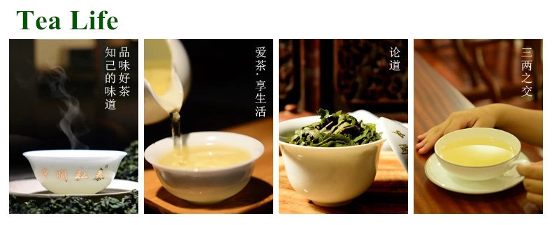 Promotion 250g/Box Top Gade Chinese Anxi Tieguanyin Tea Oolong China Fujian Tie Guan Yin Tea Tikuanyin Health Care Oolong Tea cheap
