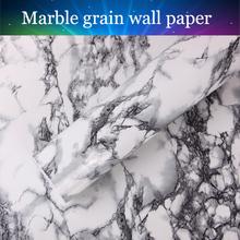 Новые ожидаемые текстура древесины мрамора печатные самоклеящиеся обои 1.22 м x 30 м DIY пвх adhensive стены бумаги для дома / офиса украшения