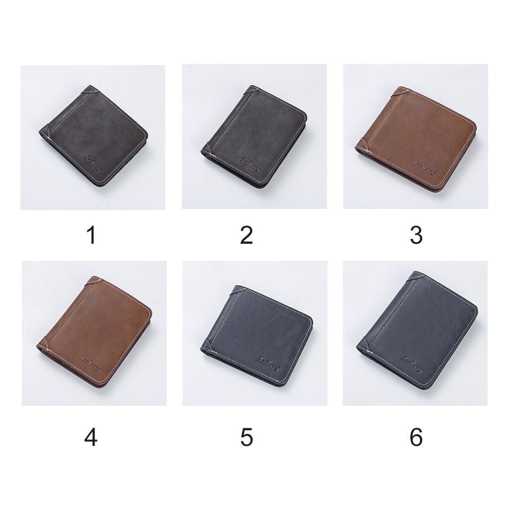 Baellerry мужской ретро короткий кошелек многофункциональный большой емкости из aeProduct.getSubject()