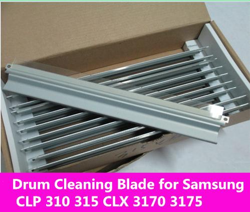4 pcs Good Quality For Samsung Clp 310 315 Drum Cleaning Blade For Samsung Clp-310n Clx-3170 Clx-3175 Clx-3175n Printer Blade(China (Mainland))