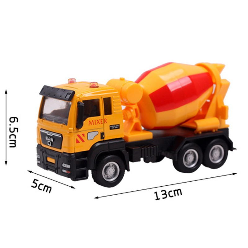 New Arrrival 1:55 Sliding Alloy Automotive Truck Mannequin Youngsters Toys Hearth Engine, Youngsters's Academic Toys   FCI#