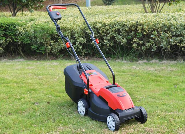 1200w Electric Household Mower Lawn Mower MachineReel Mowers Lift Lawn Mower Lift(China (Mainland))