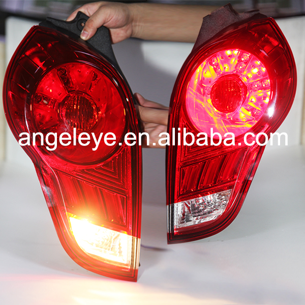 For CHEVROLET Spark LED Tail Lamp Rearlights back light 2009--2011year WH type(China (Mainland))