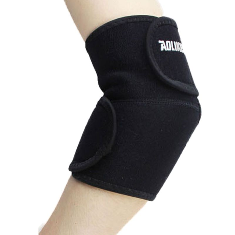 Top Selling For Basketball Tennis Games Sports Compression Adult Elbow Supporter Elbow Pad(China (Mainland))