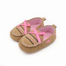 2016 New Design Handmade Pure Cotton Babies Shoes Unique Butterfly-knot First Baby Girls Shoes Comfortable Soft Cotton Boom(China (Mainland))