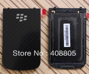30pcs/lot Original and new battery cover For Blackberry bold 9900 9930 back  housing battery door case  , Free shipping.