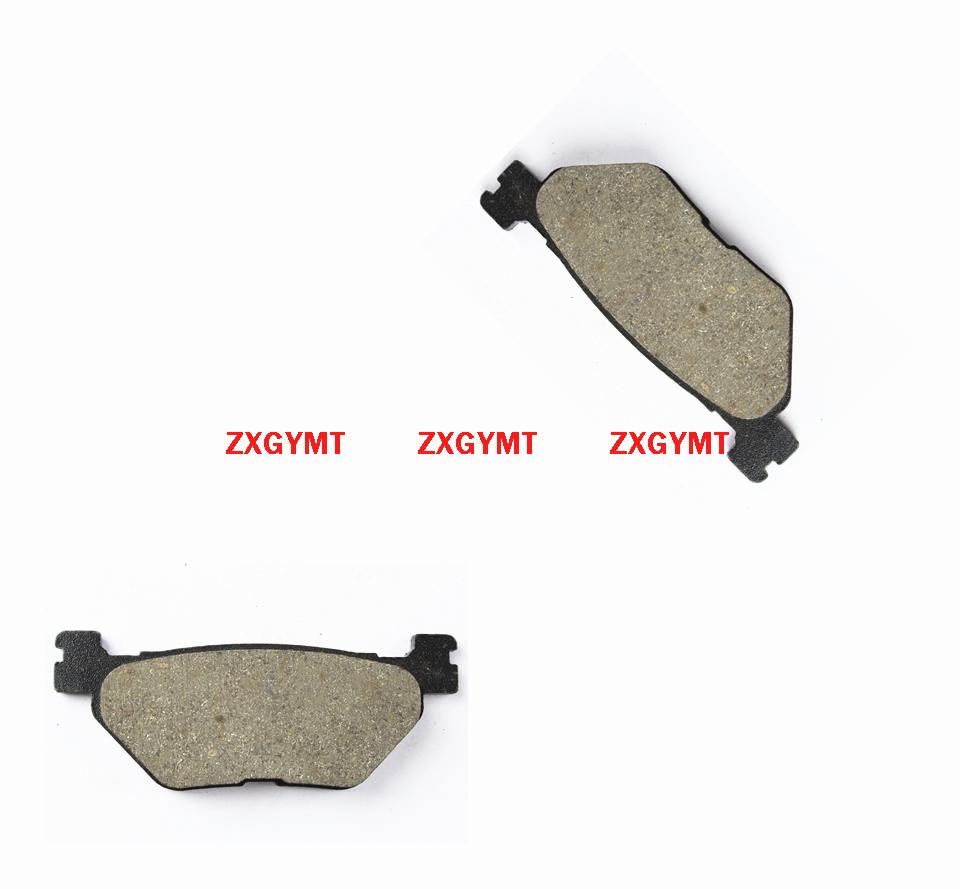 first quality Motorcycle Rear Brake Pads fit YAMAHA FJR 1300 N/P/R/AR/S/AS/AT (ABS) 2001 - 2005 ZXGYMT MOTORCYCLE PARTS store
