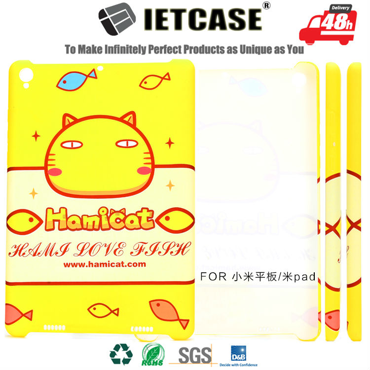 Cheap mobile phone case for Xiaomi Pad mini/ case phone accessories wholesale design cell phone back cover PC TPU case(China (Mainland))