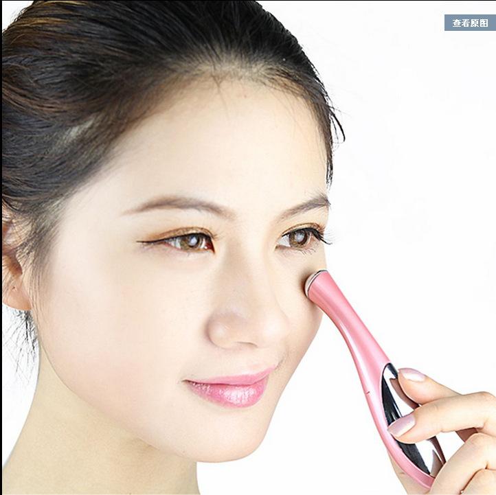 Face Care Massager Eyes Wrinkle Removing Pen Electronic Eye Massage Instrument Vibration Beauty Pen(China (Mainland))