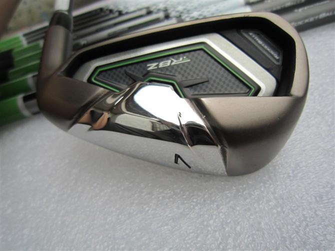 Brand New 9Pcs RocketBallz Irons RocketBallz Golf Irons Iron Set Golf Clubs 4-9PASw R/S Flex Graphite Shaft With Head Cover(China (Mainland))