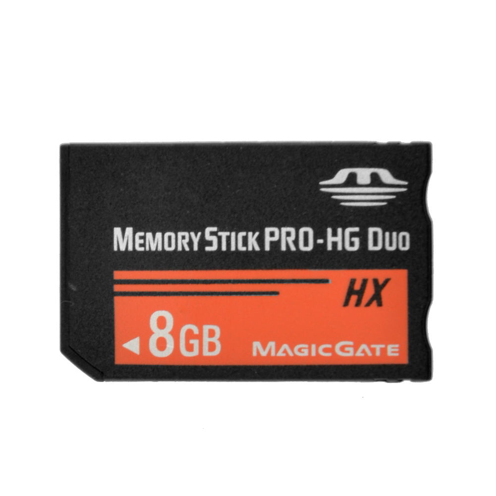 Hot 8GB MS Memory Stick PRO-HG Media Card Storage For Sony PSP 1000 2000 3000 Game Camera High Quality(China (Mainland))