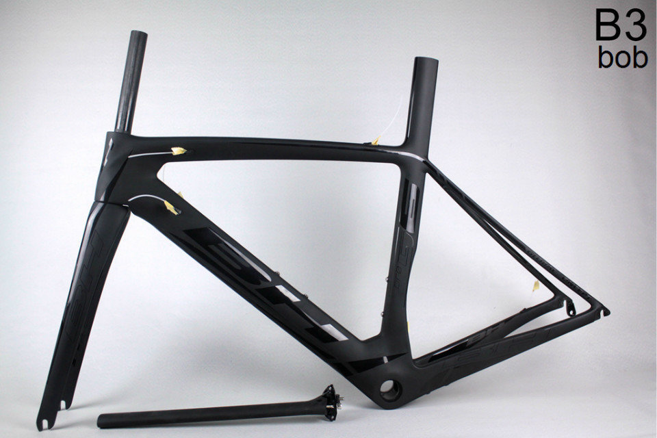 NEW MODLE free shipping carbon road frame B3 bob carbon fiber road bike frame BH G6 t1100 high quality 2 years warranty 168(China (Mainland))
