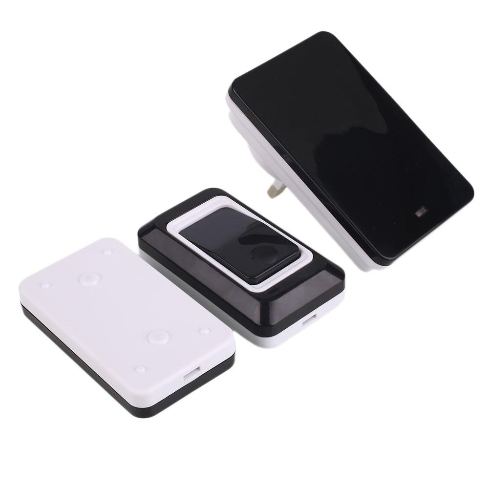 Useful UK Plugs Wireless Home Door Bell 2 Doorbells 1 Speaker Receiver(China (Mainland))