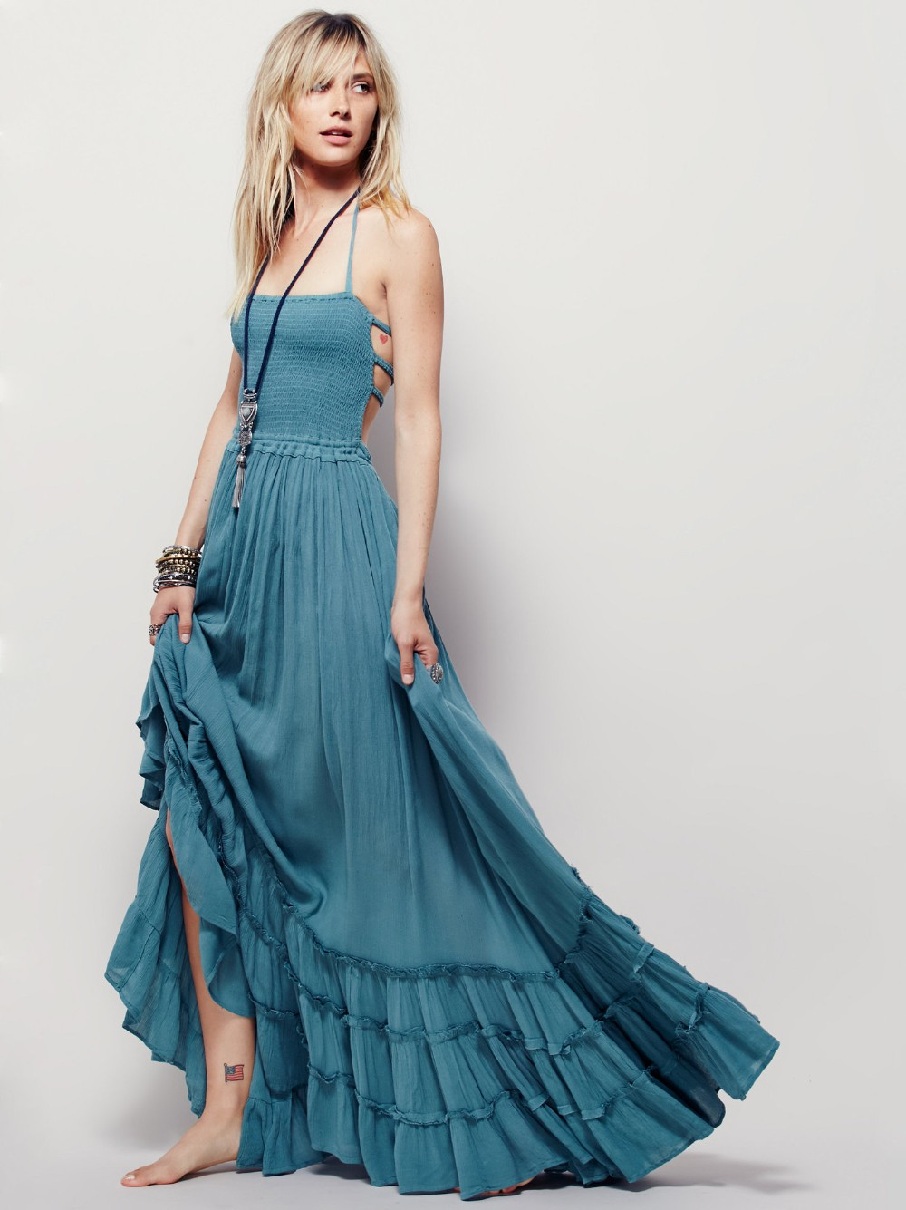 Beautiful long dresses for summer - Dress on sale