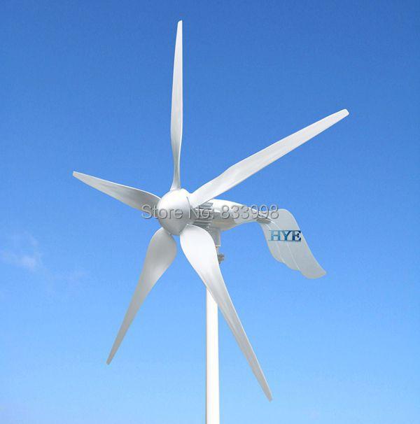 HYE HY-1500L-48V wind power on grid/grid-tie system part 1.5kw/1500w wind turbine generator voltage output DC 48V(China (Mainland))