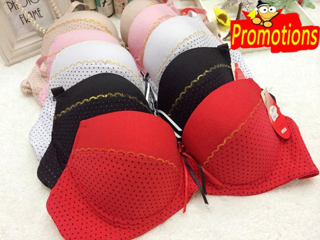 Bras For Women Special Large Size Bra Brand, 2015 New Full Cup Cotton Printed Film Sexy Ladies Fashion Cute Underwear 40-44d(China (Mainland))